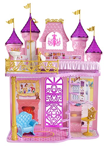 Disney Princess Royal Castle by Mattel