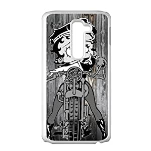 Betty Boop case generic DIY For LG G2 MM8R792100