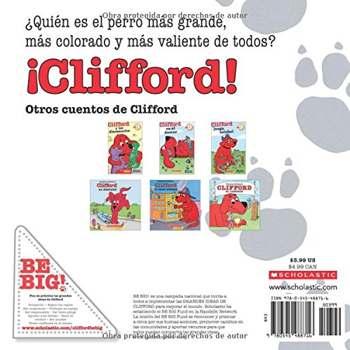 Clifford y Su Cumpleaños (Edición del aniversario nro. 50): (Spanish language edition of Clifford's Birthday Party: 50th Anniversary Edition) (Spanish Edition) by Scholastic en Espanol