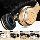 YIGEYI Sound Intone BT-09 Bluetooth Headphones Wireless Stereo Headsets The Perfect one for You (Color : Black)