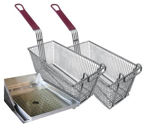 CalFlame BBQ09902-A Deep Fryer Helper Set