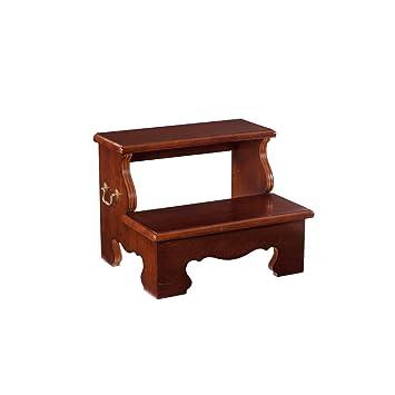Super American Drew Cherry Grove Bed Step Stool Beatyapartments Chair Design Images Beatyapartmentscom