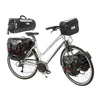 M-Wave Hudson Bay bolsa trasera impermeable bicicletas y piruletas 2