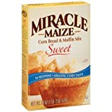 Miracle Maize Sweet Corn Bread & Muffin Mix, 18 Ounce