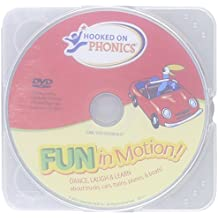 Fun in Motion! Dance, Laugh, and Learn-Hooked on Phonics