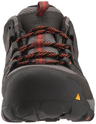 Pictures of KEEN Utility Men's Boulder Low Industrial Shoe 1018654 6