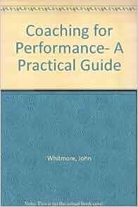 coaching for performance john whitmore pdf free download