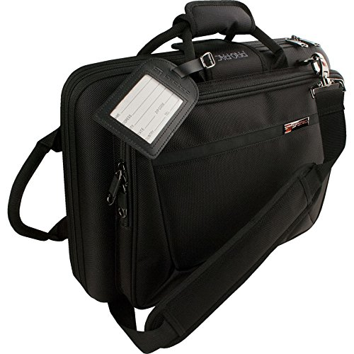 Protec Bb & A Double Clarinet Slimline PRO PAC Case, Model PB307D