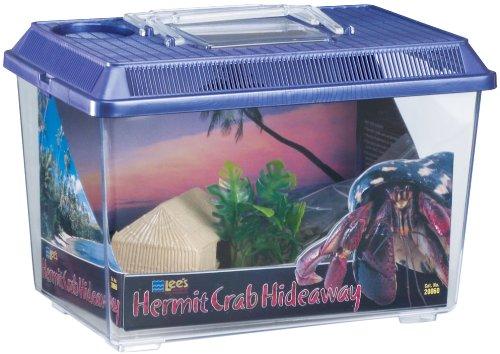 Lee's Hermit Crab Hideaway Kit, Medium, Colors May Vary by Lee's