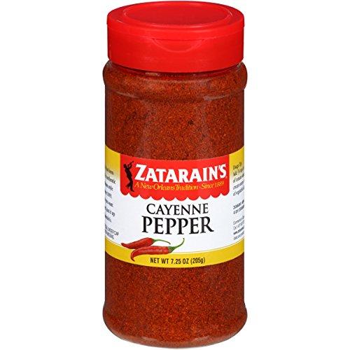 - Zatarain's Cayenne Pepper, 7.25 oz