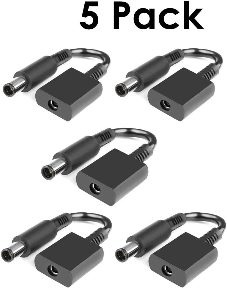 7.4mm Universal DC AC 2 Pin Plug Charger Tip Power Adapter for Notebook LaptopRS