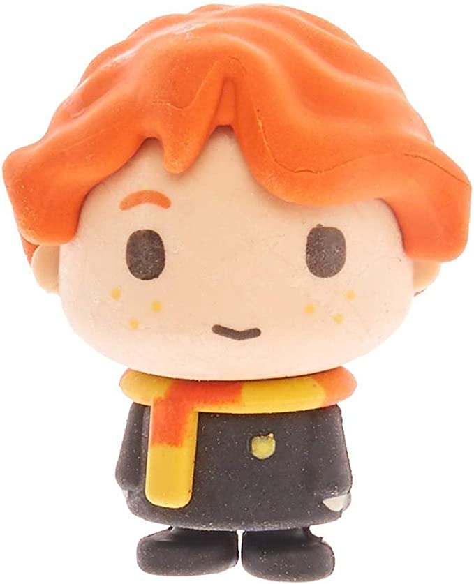 Harry Potter 3D Ron Weasley - Goma de borrar: Amazon.es: Ropa ...