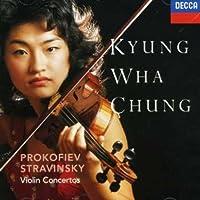 Prokofiev / Stravinsky: Violin Concertos