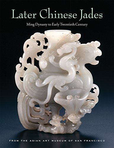 Later Chinese Jades: Ming Dynasty to Early Twentieth Century