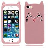 Gato iPhone 7 Funda Carcasa Kawaii Cute Video Juegos Cat - $ 79.00