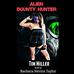 Alien Bounty Hunter Audiobook
