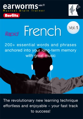 Earworms French, Vol. 1 (Berlitz Earworms) (Spanish Edition)