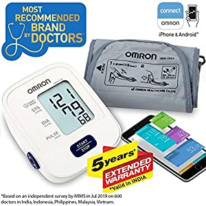 Best Cheap Omron HEM7120 Automatic BP Machine India