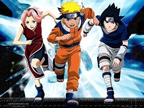 sdore Naruto Anime Fiesta De Cumpleaños Decoración para ...