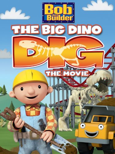 Amazon.com: Bob The Builder: Big Dino Dig Movie: Paul