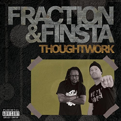 Fraction And Finsta - Thoughtwork - CD - FLAC - 2018 - FrB Download