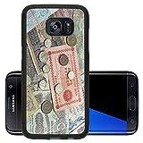Luxlady Premium Samsung Galaxy S7 Edge Aluminum Backplate Bumper Snap Case IMAGE ID 31179056 old Sovietground close up
