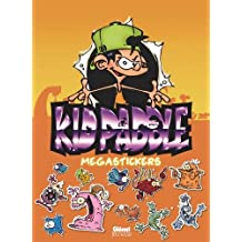 KID PADDLE MEGASTICKERS