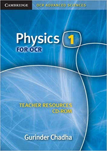 Gurinder Chadha - Physics 1 For Ocr Teacher Resources Cd-rom