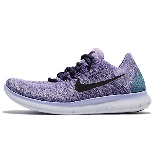 Light Scarpe Flyknit Raisin Thistle RN Free Corsa da Donna Wmns Nike Black qWf811