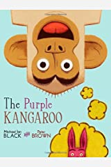 The Purple Kangaroo Hardcover