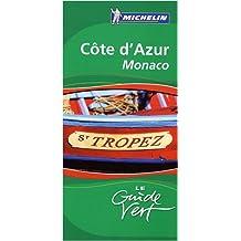 Cote d'azur guide vert