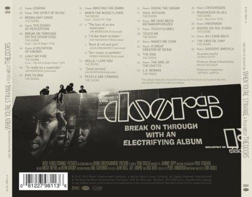 Doors Soundtrack Amazon Amp Asolutely The Best Cd Sc 1 St
