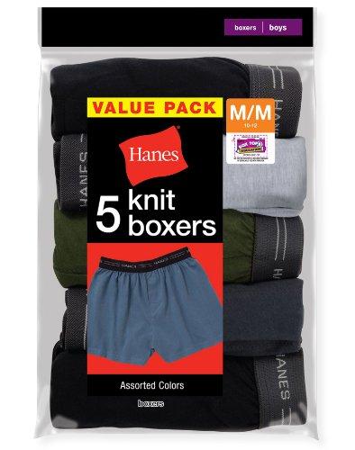 Boys Knit Boxer - 8