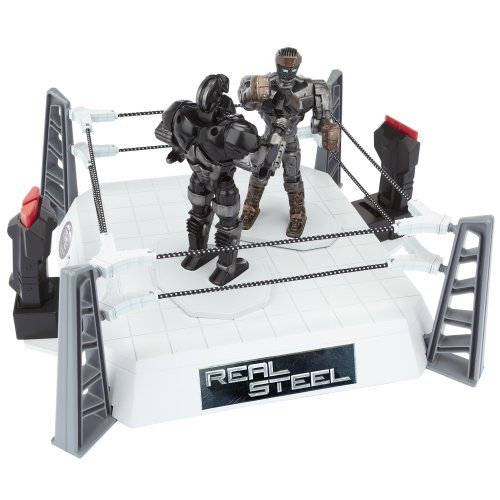 Real Steel WRB Built for Battle -