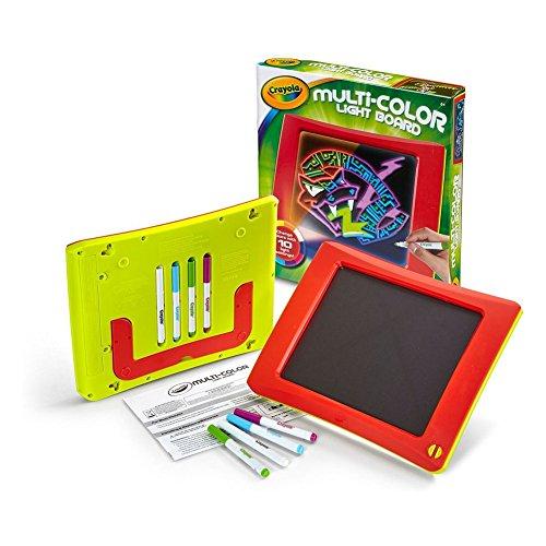 Crayola Multi Color Light Board Drawing (Crayola Light Up Board)