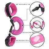 Wenosda 2 Pack Anti Lost Harness Rein Belt Strap