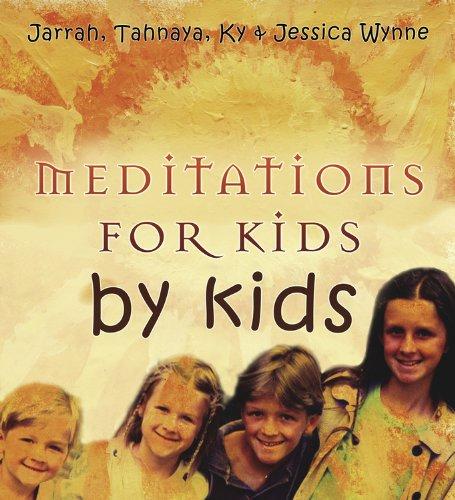 Meditations for Kids by Kids pdf epub