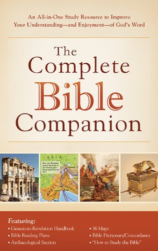 Read Online The Complete Bible Companion ebook