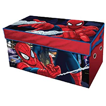 Spiderman Collapsible Storage Chest   Trunk