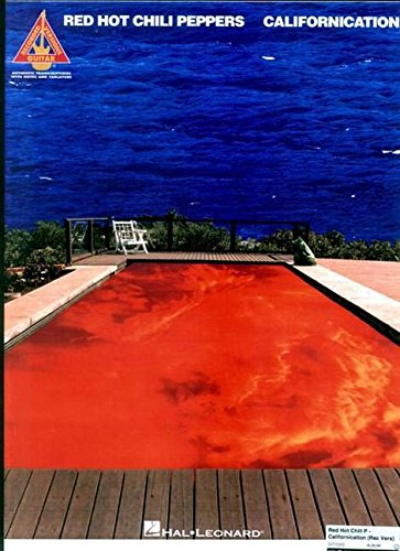 Red Hot Chili Peppers: Californication (Recorded Versions Guitar)