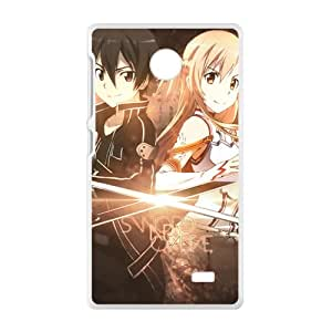 Sword Art Online fashion Cell Phone Case for Nokia Lumia X