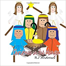 Book Christmas in the Manger