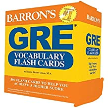 GRE Vocabulary Flash Cards, 2nd Edition
