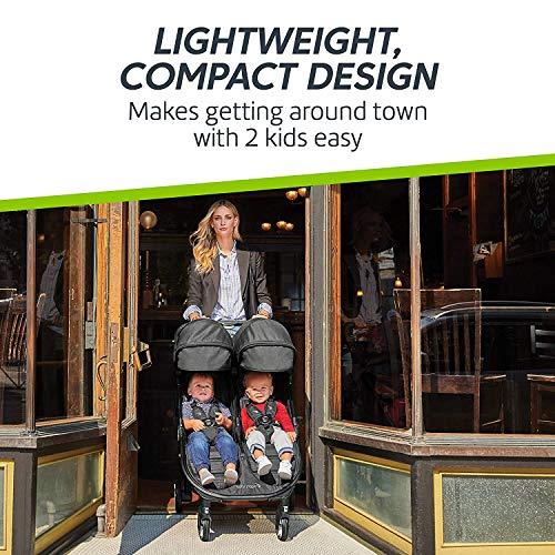 51Pru3Rh6kL - Baby Jogger City Tour 2 Double Stroller, Seacrest