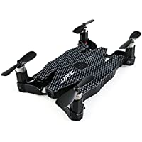 Mromick JJRC H49 WiFi FPV Selfie Drone 720P HD Camera Auto Foldable Arm RC Quadcopter