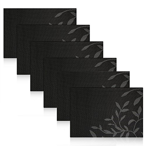shacos-durable-placemats-for-dinning-table-prime-pvc-place-mats-heat-insulation-table-pads-set-of-6b