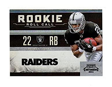 hot sales 8ce88 86698 Amazon.com: 2011 Panini Contenders Rookie Roll Call Taiwan ...