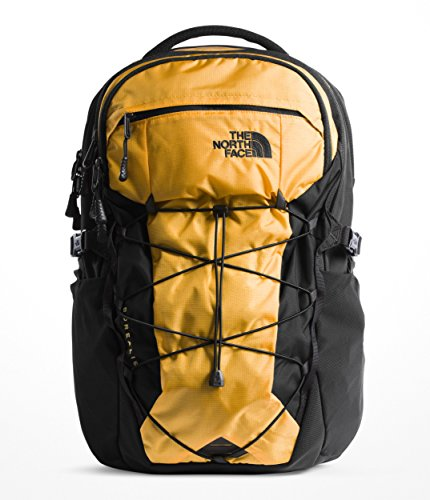 The North Face Borealis Backpack - TNF Yellow Ripstop & TNF Black - OS