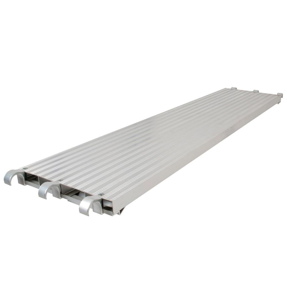 Metaltech M-MPA1019 10 ft. x 19 in. All Aluminum Platform by Metaltech