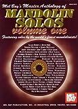 Master Anthology of Mandolin Solos, Mel Bay, 0786652926